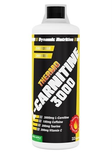 Dynamic Nutrition L-Karnitin & CLA Ürünleri Renksiz